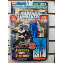 Bullseye Serie Galactus Marvel Legends Toy Biz