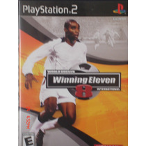 World Soccer Winning Eleven 8 Ps2