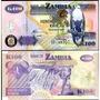 Billete Zambia 100 Kwacha (2009)