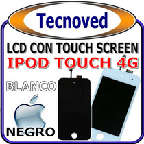 Pantalla Ipod Touch 4g Generacion Con Touch Screen Incluido