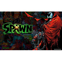 Comics Maldición De Spawn , Hell Spawn , Dark Ages , Angela
