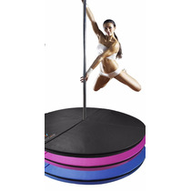 Tapete Para Tubo Portatil Pole Dance Varios Colores Baile