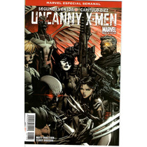 Marvel Comics Segunda Venida Capitulo Diez Uncanny X-men
