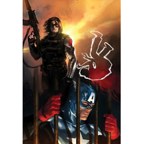 Marvel Comics Capitan America #27. Rgl