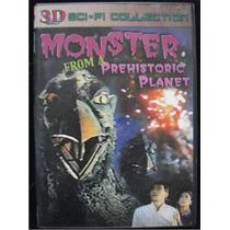 Dvd Pelicula : Gappa / Peliculas Monstruos Japoneses