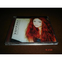 Shakira - Cd + Videos - Grandes Exitos * Dmh