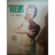 Lina Michel Sexy Foto En Portadas Y Poster A Color Mex 1973