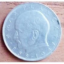 2 Marcos 1966 Alemania Moneda Repubica Federal - Hm4