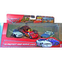 Cars Protect And Serve 3 Pack Didi Mike 07 Driving Mcqueen