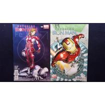 Superior Iron Man #9, Secret Wars, Marvel Comics