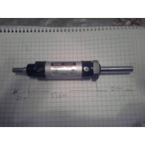 Cilindro Neumatico Mca, Smc Max Presion 1.0 Mpa 145 Psi