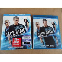 Jack Ryan: Shadow Recruit Blu Ray Import Movie Kevin Costner