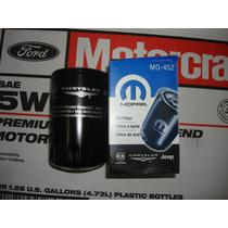 Filtro Aceite Chrysler Liberty Mo-452