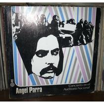 Angel Parra Lp Concierto En El Auditorio Nacional