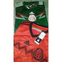 Jersey Mexico Local + Visita 2014 / 2x1 Venta Especial