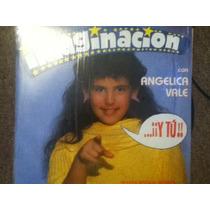 Disco Acetato De: Angelica Vale, Imaginacion