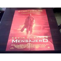 Poster Original The Postman El Mensajero Kevin Costner 1997