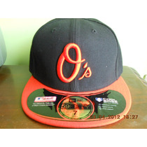 Gorra Orioles Baltimore 7 1/8 New Era Authentic Collection