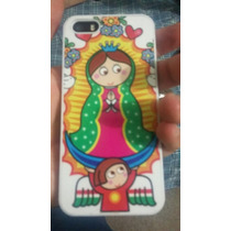 Iphone Case Virgen De Guadalupe Caricatura