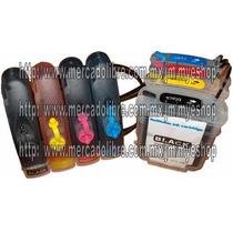 Sistema De Tinta Continua Hp K550 K5400 K8600, L7590 Vivera
