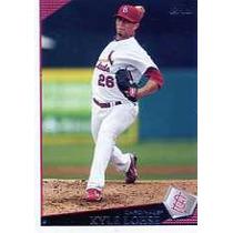 2009 Topps #68 Kyle Lohse Cardenales De San Luis