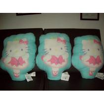 Hello Kitty En Almohadas $300.00cada Una Vm9