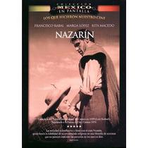 Nazarin Peliculas Mexicanas Cine Mexicano Marga Lopez