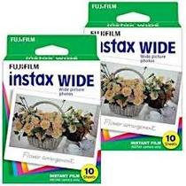 Cartucho Fuji Instax Tipo Polaroid Nuevo Vigente 10 Fotos