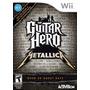 Guitar Hero Metallica Wii En Mr.game-videojuegos
