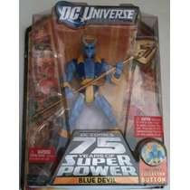 ### Dc Universe Trigon Blue Devil ###