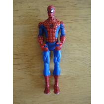 Spiderman Figura Marvel Dc Comics 2009 Mide 10 Cms