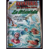 Historieta,eventuras De La Vida Real,la Atlantida No.171