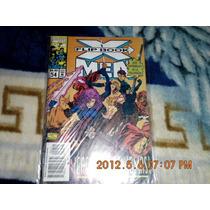X-men Flipbook Num 51,52,54