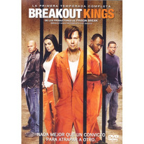 Breakout Kings Temporada, 1 Uno. Serie De Tv En Dvd