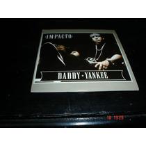 Daddy Yankee - Cd Single - Impacto * Bim
