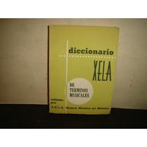 Diccionario De Términos Musicales - Dr. Jaime Roig