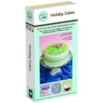 Scrapbook Cartucho Cricut Cake Holiday Cakes Decora Pasteles