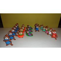 Figuras De Alvin Y Las Ardillas 3 Mcdonalds