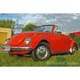 Vw Vocho Bocho Capota Convertible 68-72 Original Volkswagen