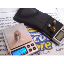 Bascula Digital De Alta Precision, Capacidad De 2000g Joyera