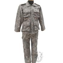 Uniforme Completo Militar Digital Acu Gotcha,airsoft,casería