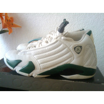 Nike Retro Air Jordan Xiv Ray Allen Us12 30cm Kobelebronwade