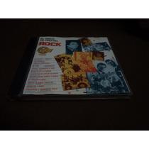 Enrique Guzman,julissa-cd Album-el Disco De Oro Del Rock Dpa