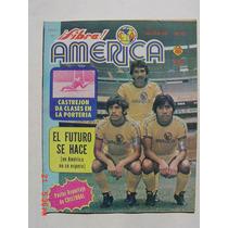 1978 Revista De Futbol Fibra America #169 Pichojos Perez