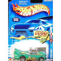 Hot Wheels Motu He-man Double Vision Verde He Man