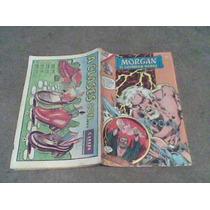 Comic Morgan El Guerrero Audaz De Novaro