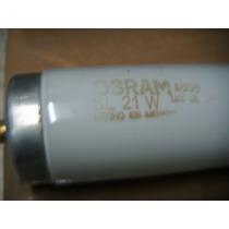 Lampara Tubo T12 Slim 21w Osram Duracion Extrema 20 Mil Hrs