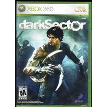 Xbox 360 Darksector / Nuevo Envio Gratis