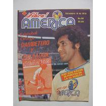 1976 Cristobal Ortega Revista Fibra America Miguel A Cornero