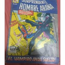 El Sorprendente Hombre Araña #121 La Prensa